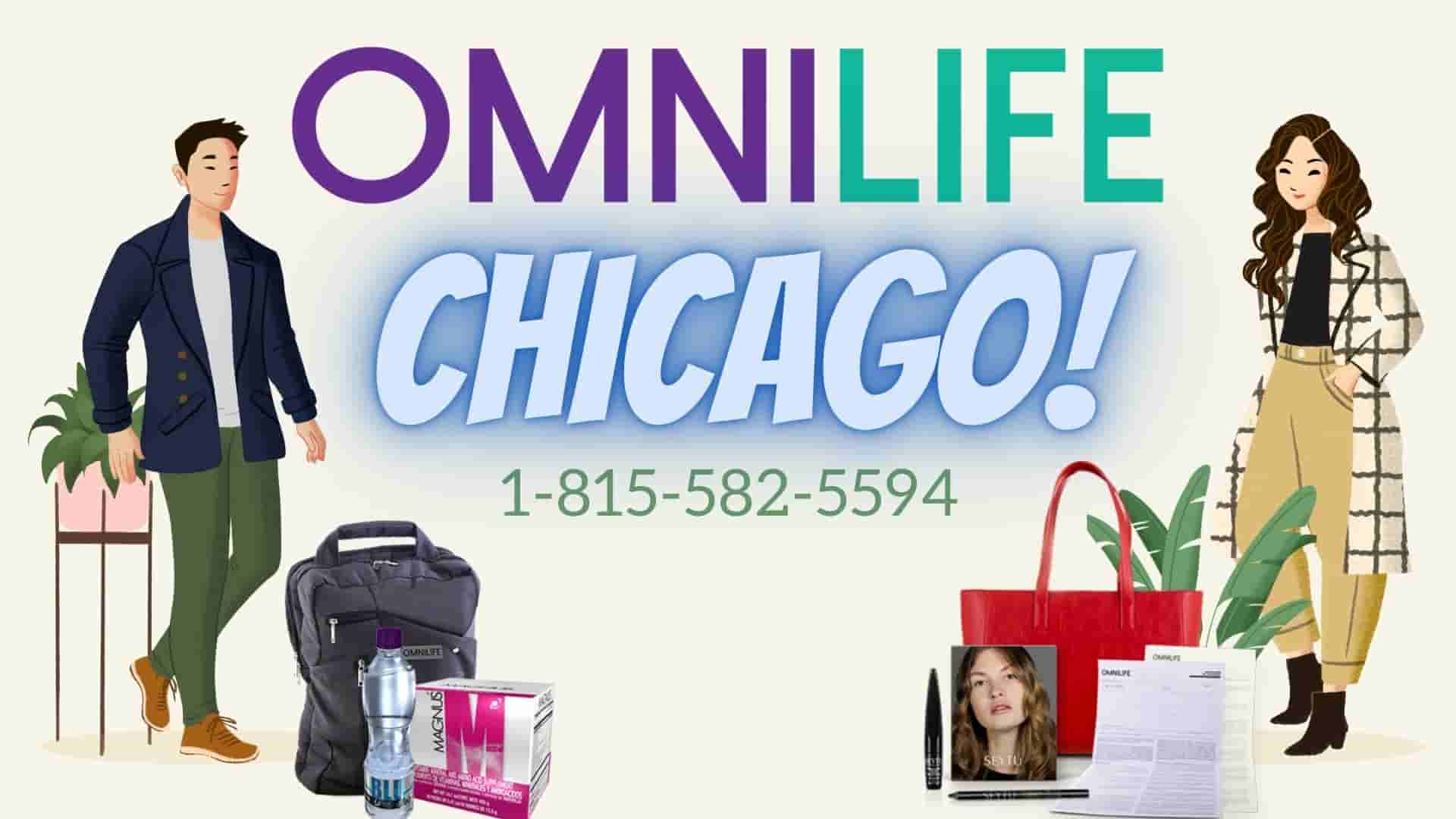 Productos Omnilife Seytu en Chicago